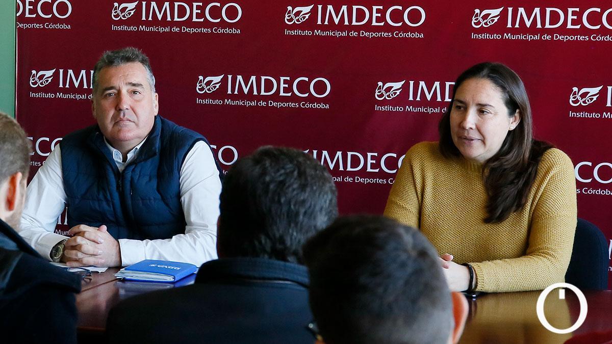 Maria Luisa Gómez Calero, ex gerente del IMDECO