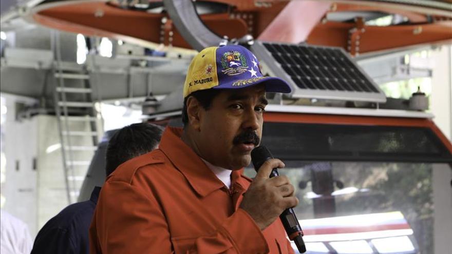 """Maduro dice que Rajoy no ganará votos """"atacando"""" a Venezuela"""