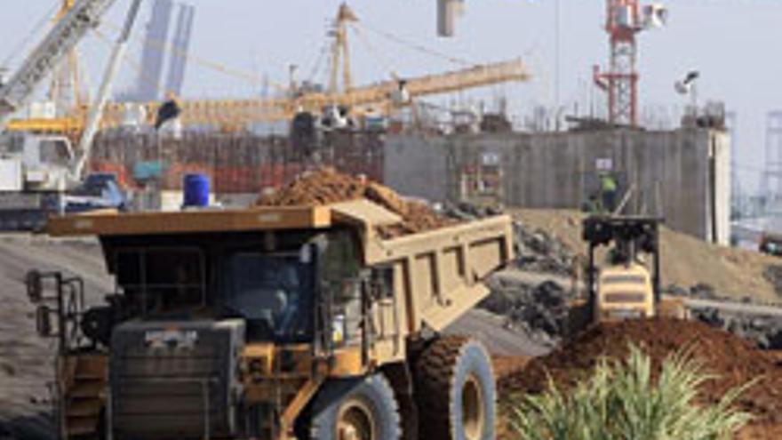 Construccion canal panama obras