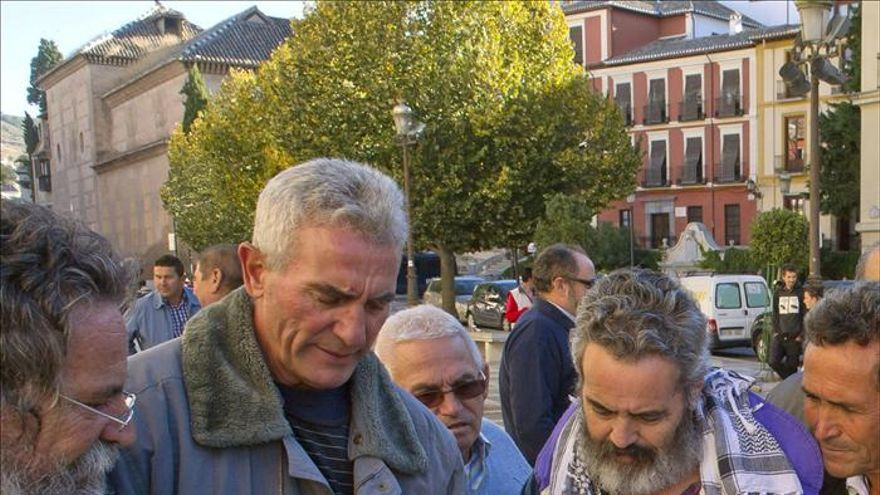 El fiscal mantiene la petición de 7 meses de cárcel a Gordillo por ocupar una finca