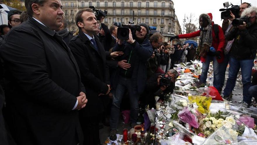Ofensiva diplomática y judicial por los atentados terroristas en París