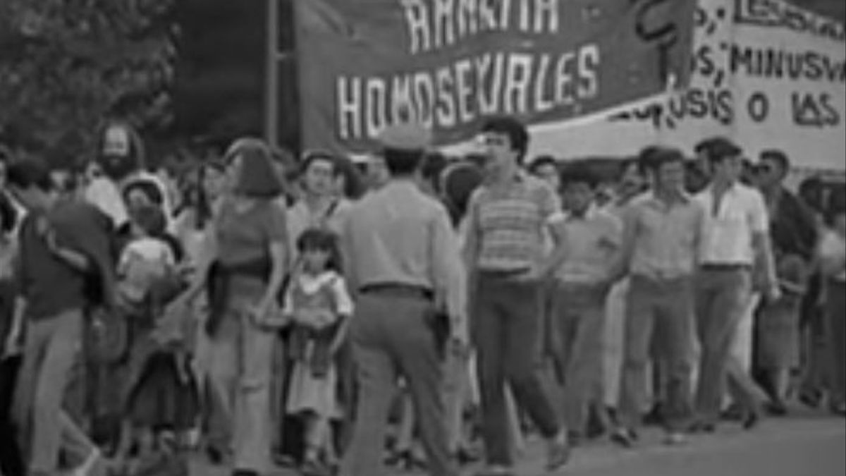 Manifestación de 1978