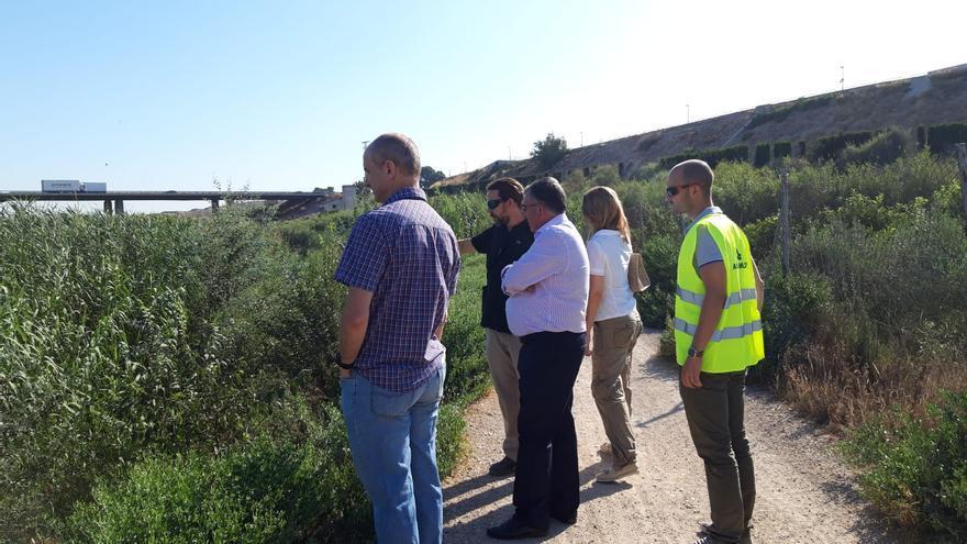 Firma del convenio entre Aguas de Murcia y ANSE