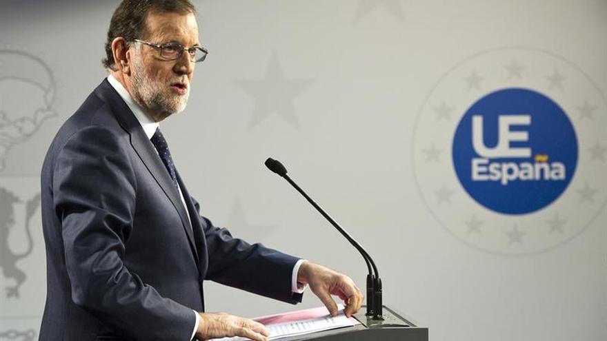 Rajoy asistirá el 1 de julio al homenaje a Kohl en Estrasburgo