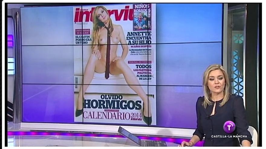Captura de Televisión Castilla-La Mancha