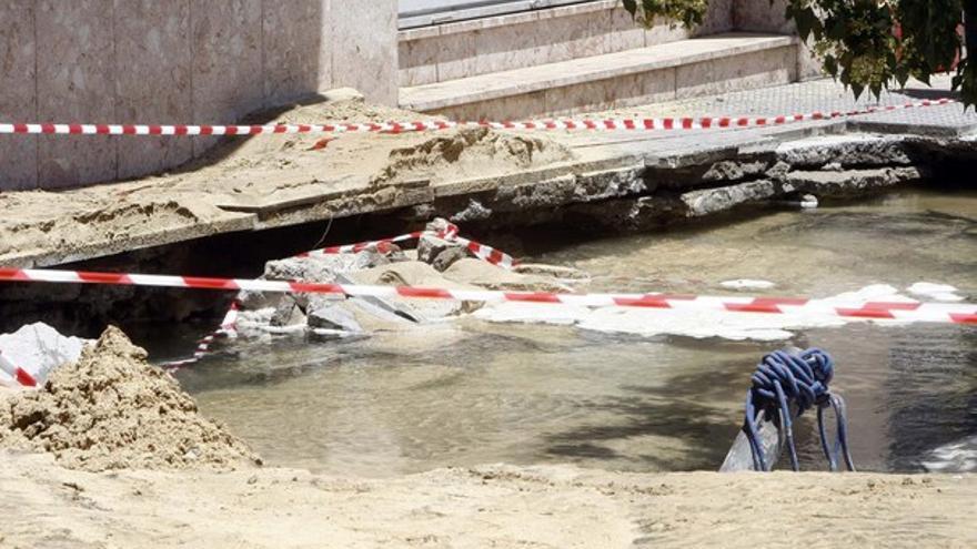De la inundación en Julio Luengo #16