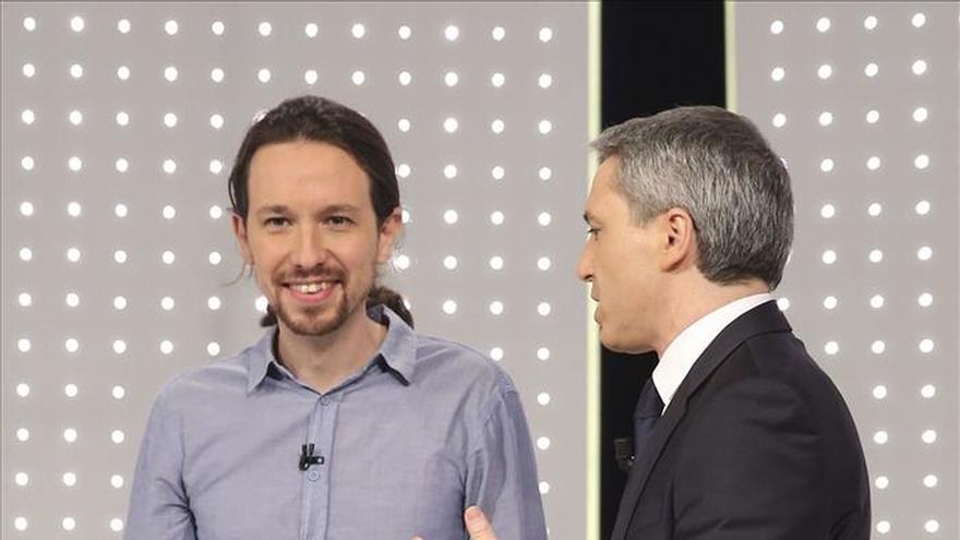 """Iglesias cree que Pedro Sánchez ya está """"fuera de la carrera electoral"""""""