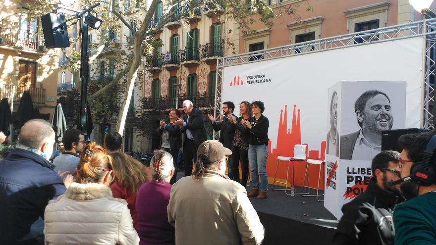 """Aragonès insiste en que solo apoyarán los PGE """"si hay una solución a la represión"""""""