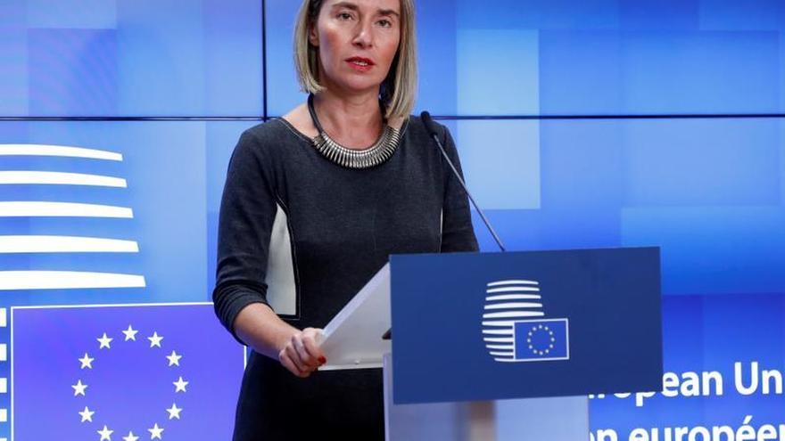 """La UE lamenta que Maduro inicie un nuevo mandato tras una elecciones """"no democráticas"""""""