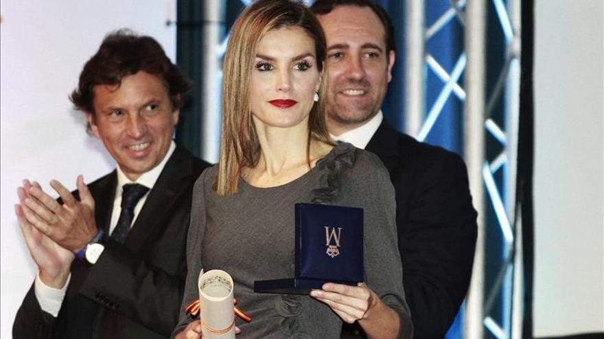 """La Reina Letizia asegura que se siente """"como en casa"""" en Mallorca"""