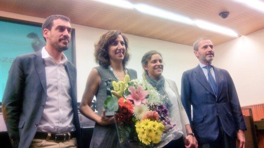 La diputada de UPyD Irene Lozano, premiada por sus iniciativas sobre Derechos Humanos y pobreza