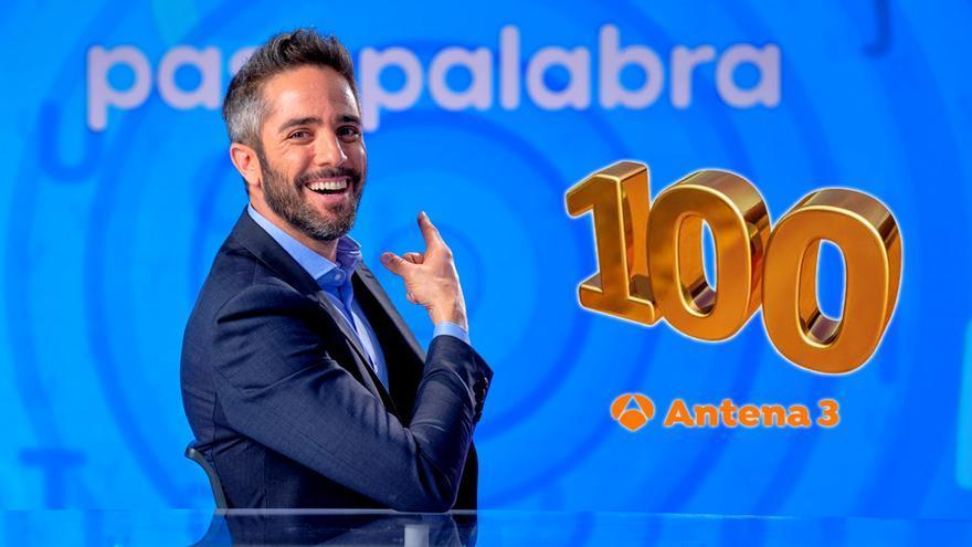 'Pasapalabra' se hace centenario en Antena 3 con Roberto Leal