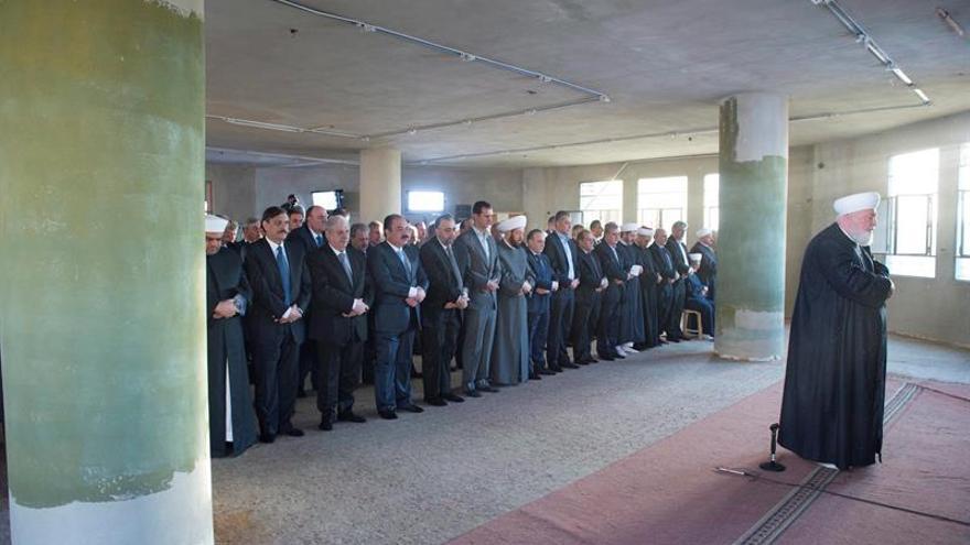 Al Asad afirma que el Gobierno quiere retomar todo el territorio sirio