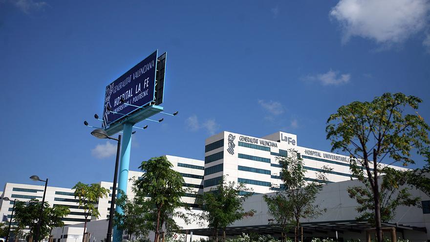 El hospital La Fe de Valencia