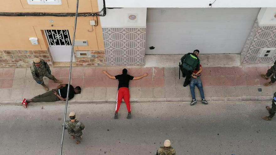 Detenidos tras una multitudinaria pelea en Vecindario