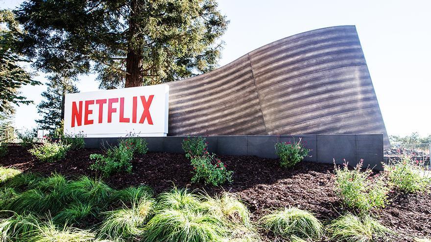 Sede de Netflix en Los Gatos