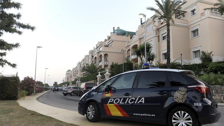 Cae en Ibiza un grupo internacional dedicado al tráfico de armas y extorsión