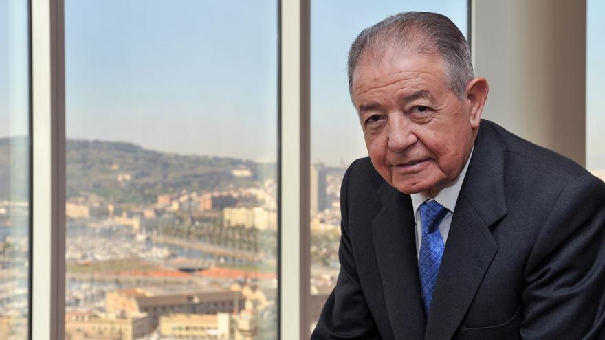 Salvador Gabarró, presidente de Gas Natural Fenosa.