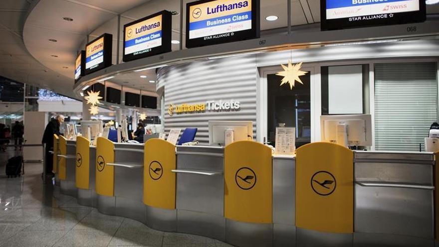 Los pilotos de Lufthansa retomarán la huelga el martes y miércoles