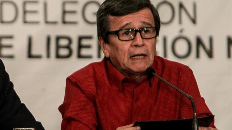 ELN dice que el Gobierno de Colombia elude el asesinato de lideres sociales