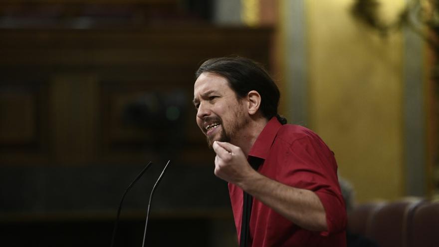 """Iglesias carga contra la UE y el FMI por criticar el proyecto de PGE: """"Atacan a la clase trabajadora de nuestro país"""""""