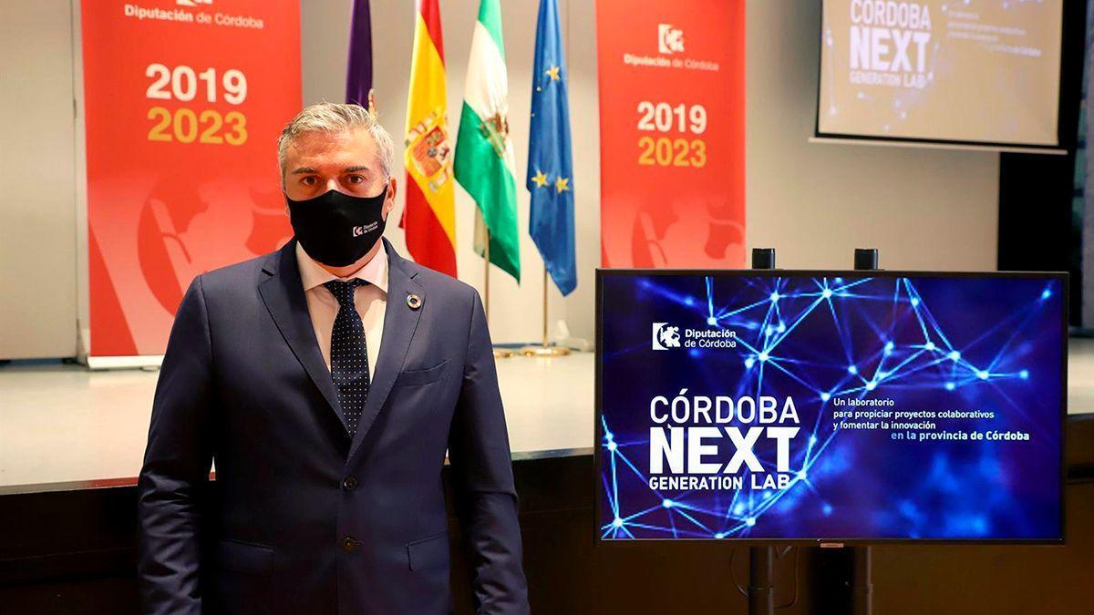 Presentación de Córdoba Next Generation Lab.