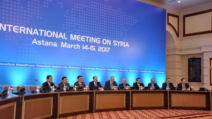 Rusia, Turquía e Irán participarán en una nueva ronda de paz de alto nivel en Astaná