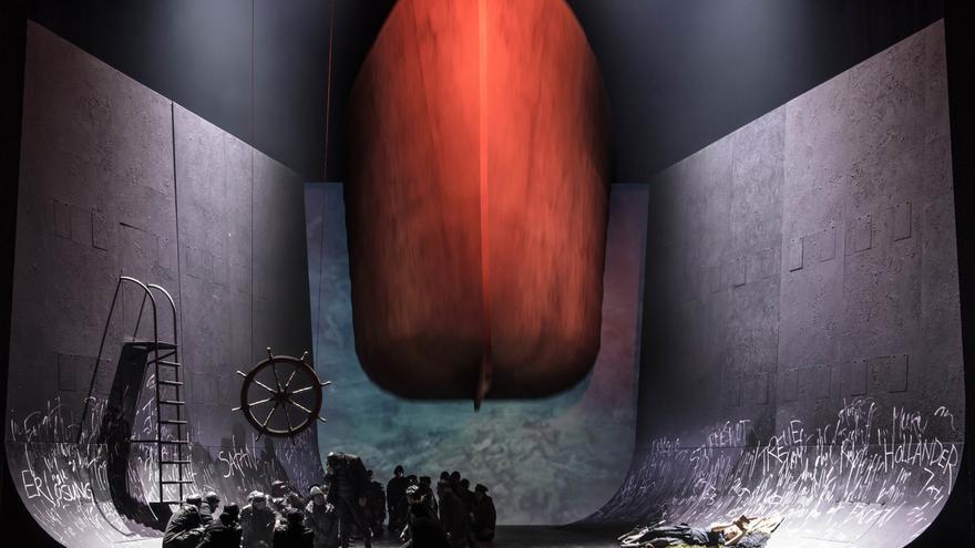 La ABAO inicia 2020 con cuatro representaciones de la ópera de Wagner 'Der fliegende holländer'