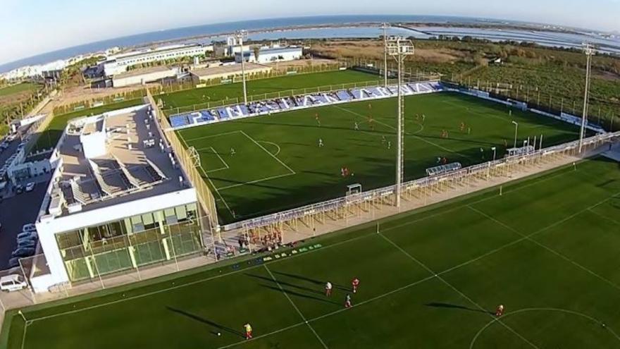 La concentración del CD Tenerife tendrá lugar en la localidad de San Pedro del Pinatar (Murcia).