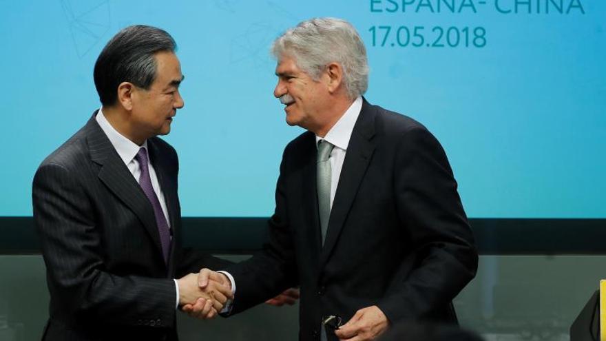 España y China defienden multilateralismo, libre comercio y reglas de juego