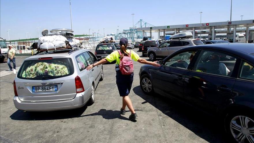 La OPE afronta los últimos días con 1.410.000 pasajeros, un 12 % más que en 2014