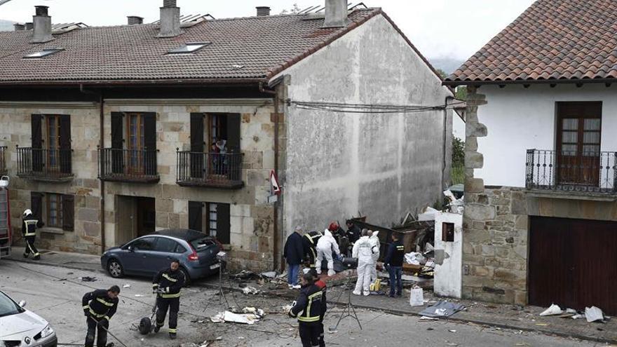Las víctimas del accidente de avioneta son dos hombres y una mujer de nacionalidad francesa