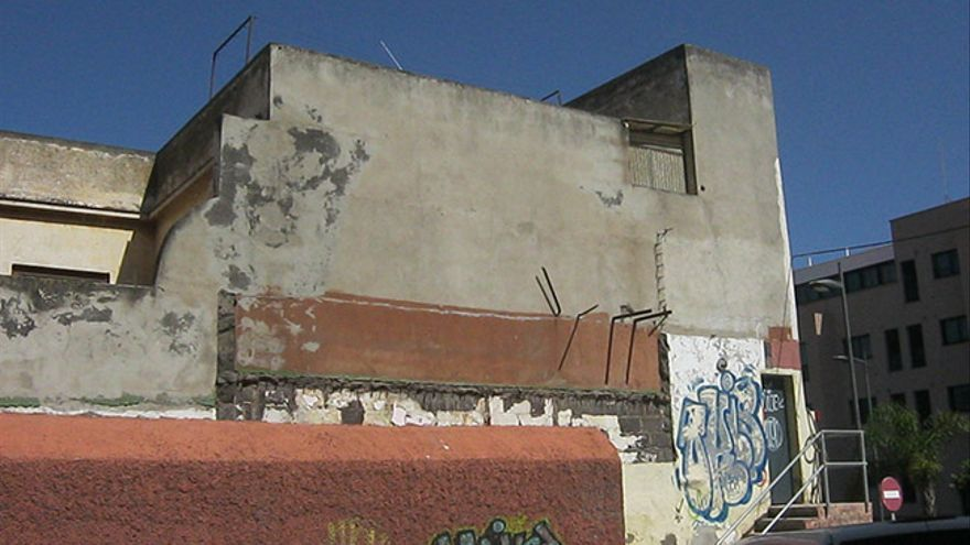 La vivienda en la urbanización de la avenida de Los Menceyes en La Laguna.