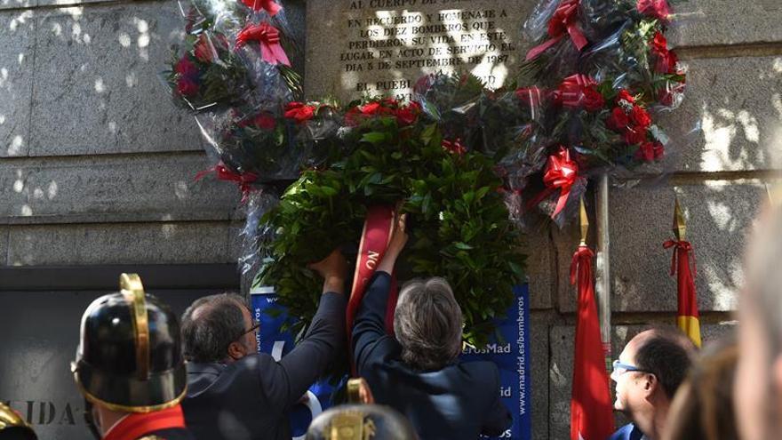 30 años de la tragedia de los Almacenes Arias: el incendio que marcó a Madrid
