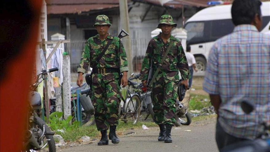 Indonesia detiene a siete sospechosos de seguir la doctrina del EI