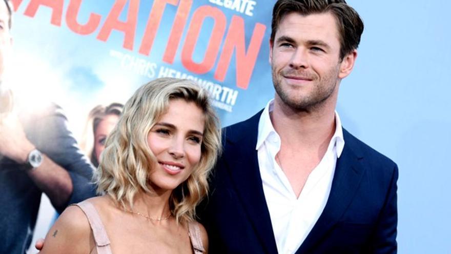 Elsa Pataky y Chris Hemsworth responden con ironía a los rumores de ruptura