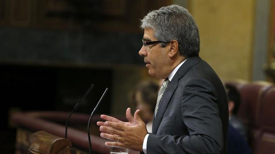 """Homs critica que el Gobierno central actúa al """"estilo Maduro"""" contra el PDC"""