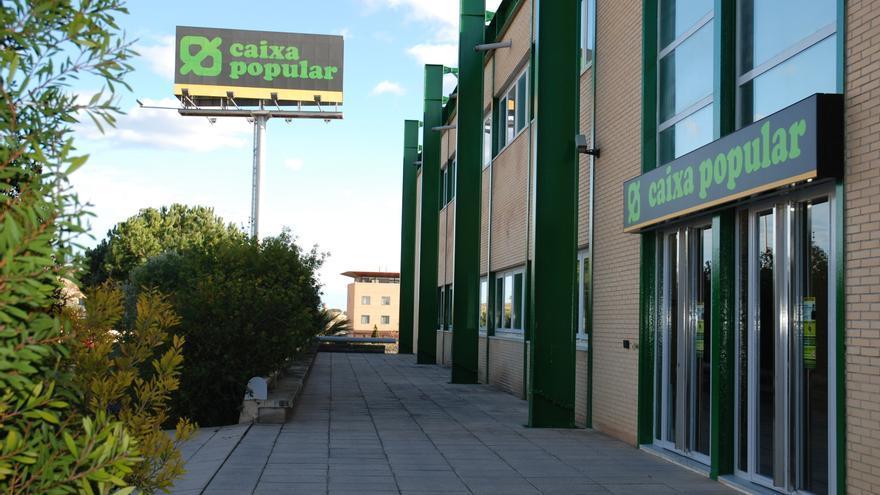 Sede de Caixa Popular.