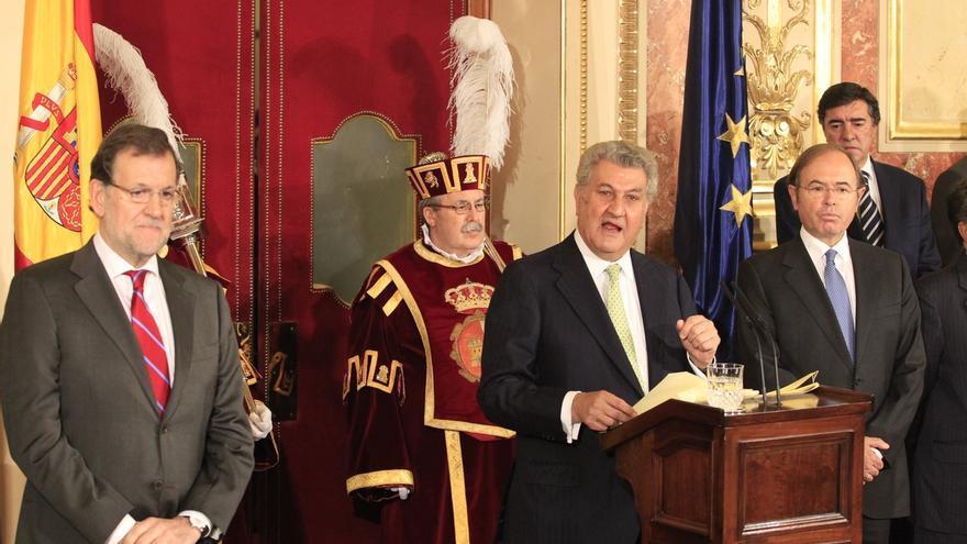 La Constitución reúne hoy en el Congreso a los principales líderes políticos y a seis presidentes autonómicos