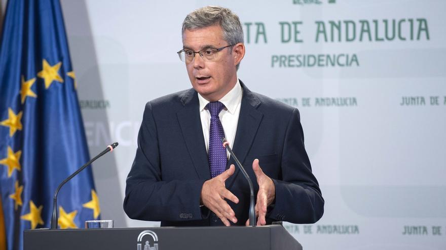 """Junta andaluza niega las """"presiones"""" que denuncia Alaya y cree que debe valorar el poder judicial"""
