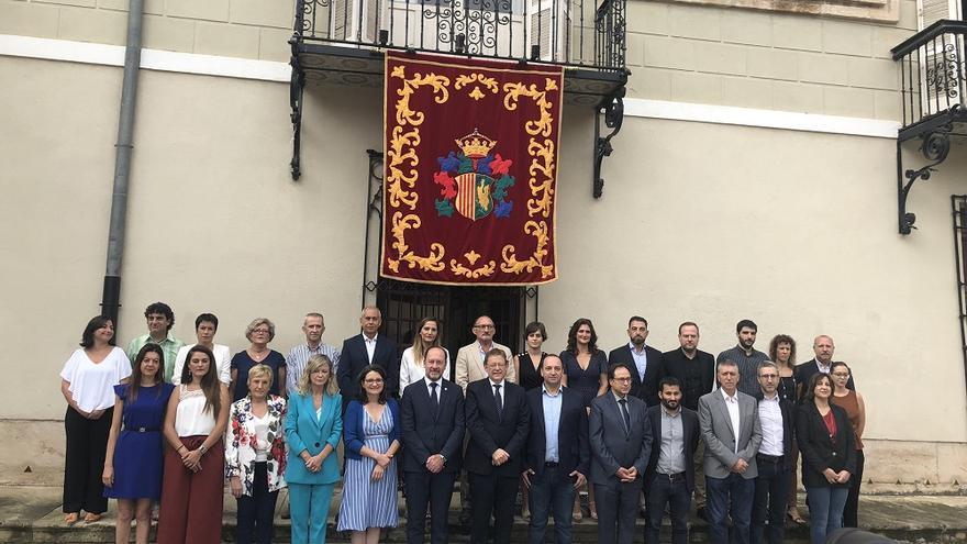 El pleno del Consell se ha reunido este viernes en Orihuela