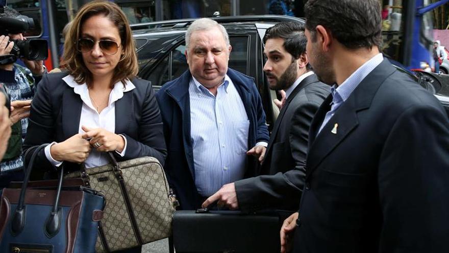 Lula declara como testigo de la defensa del impulsor del juicio a Rousseff
