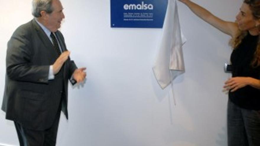 Inauguración de las nuevas oficinas.