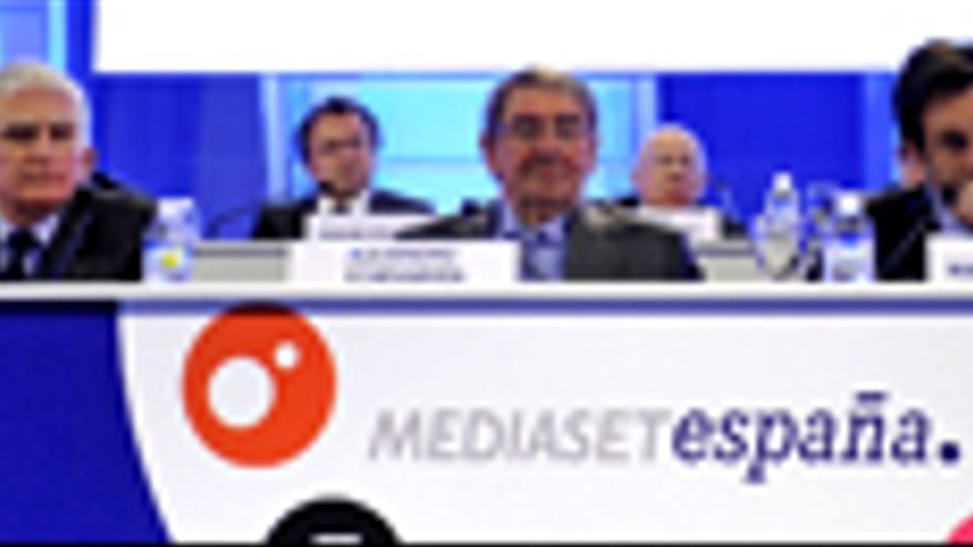 Mediaset España ganó 40,7 millones hasta septiembre, un 60,2% menos