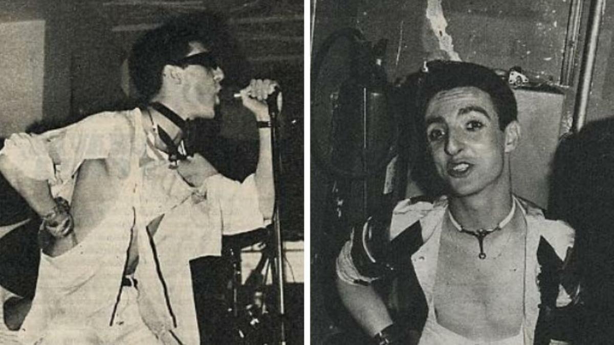 Fotos de Ramoncín en 1977