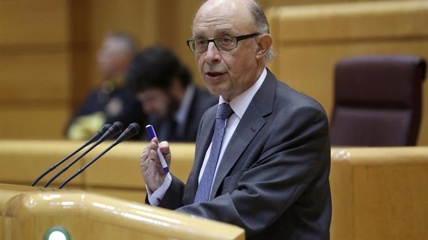 Montoro ve inaceptable que Madrid diga que incumplirá la ley de estabilidad
