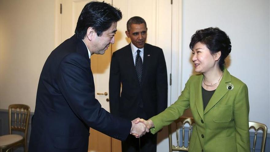 Tokio y Seúl podrían celebrar cumbre en EEUU por asunto de esclavas sexuales