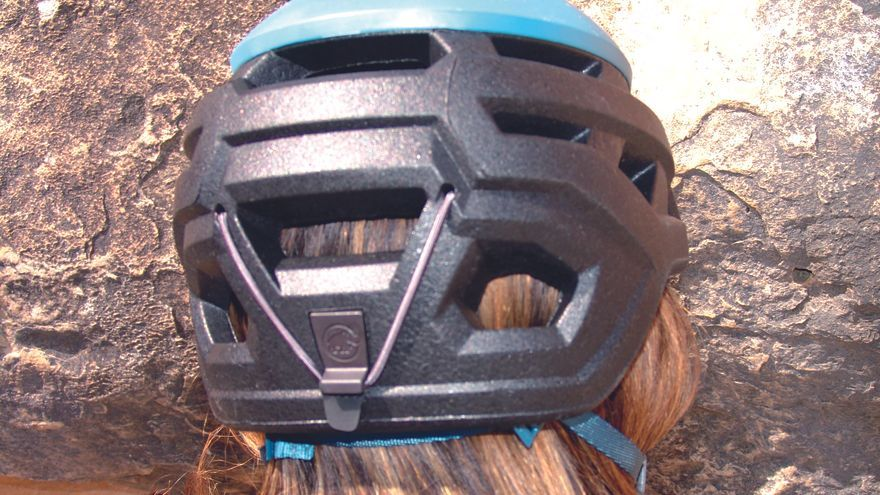 casco mammut Wall Rider Chill