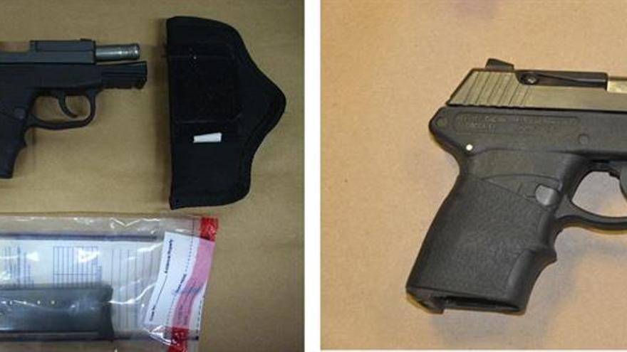 Retirada de subasta el arma con la que antiguo vigilante mató a un joven negro