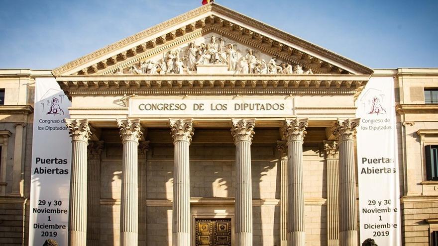 El Congreso de los Diputados cierra las Jornadas de Puertas Abiertas con más de 15.000 visitantes